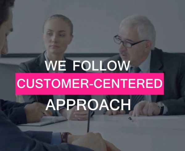 customer centered